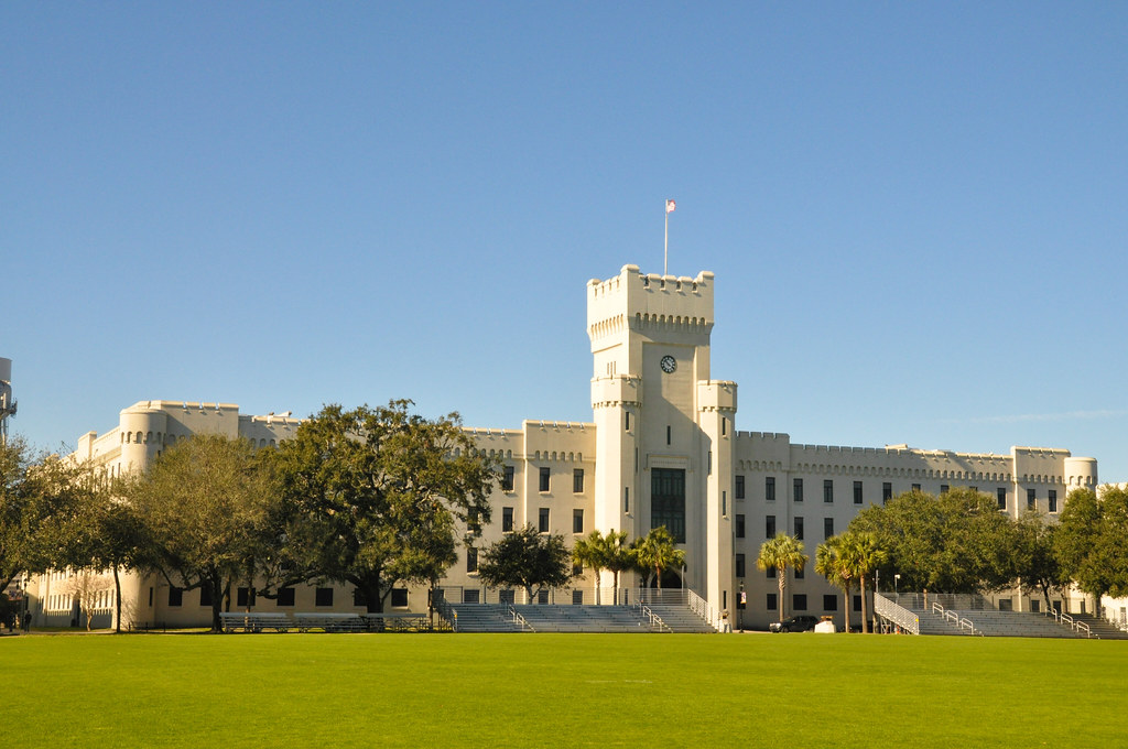 The Citadel, The Military College of South Carolina - Charleston, SC
